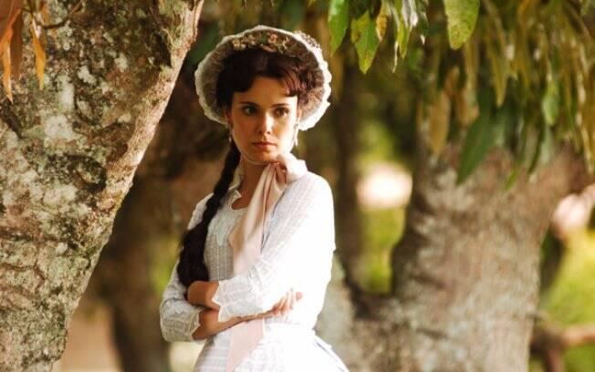 Débora Falabella no papel-título do remake