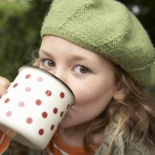 Segundo a pesquisa, 75% das crianças consomem cafeína diariamente