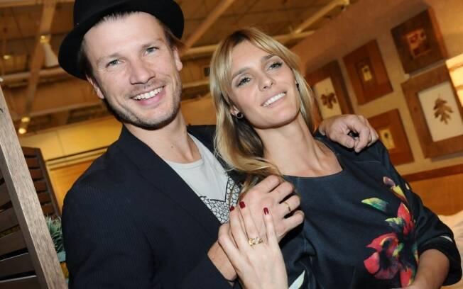 Rodrigo Hilbert e Fernanda Lima estão juntos desde 2007