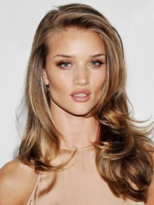 Rosie Huntington-Whiteley: nada de saladinha