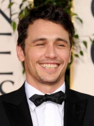 James Franco: ele vai cantar e dançar em plena noite do Oscar