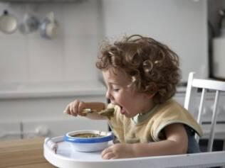 Hábitos saudáveis de alimentação vêm do berço