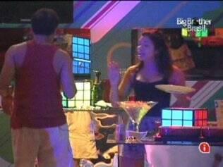 Daniel e Maria brigam e o brother afirma que não falará mais com ela