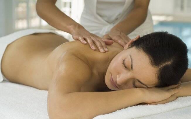 Relax: manipulação inibe a produção de hormônios que causam estresse