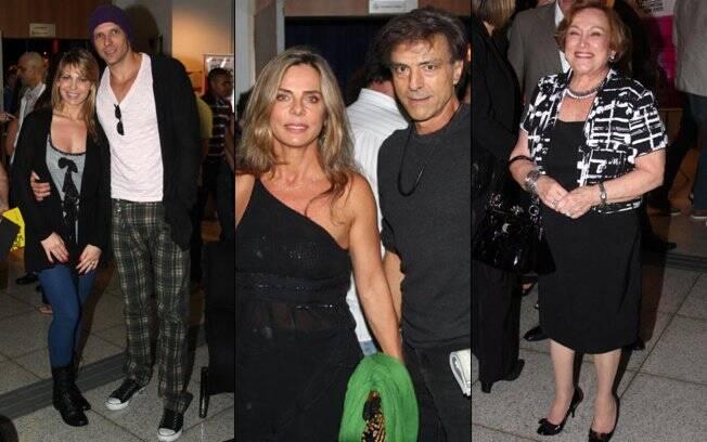 Fernando Scherer, Sheila Melo, Bruna Lombardi, Carlos Alberto Riccelli, Nicette Bruno