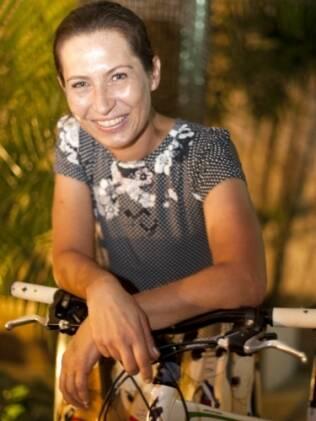 A designer Renata Winkler descobriu que podia ser feliz depois de ter enfrentado um câncer e um divórcio ao mesmo tempo