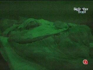 Diogo finalmente dorme