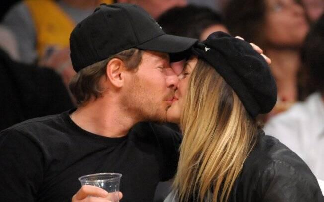 Drew Barrymore e o novo namorado, Will Koppelman