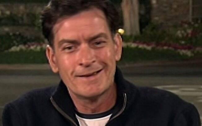 Charlie Sheen: ele afirmará que voltará em