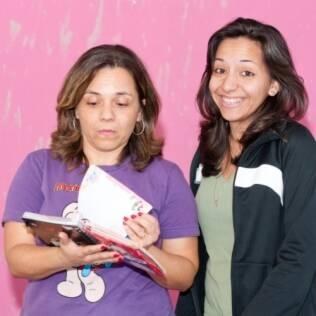 Monica e Gabriela: três anos atrás, sentindo que algo não ia bem, a mãe leu o diário da filha