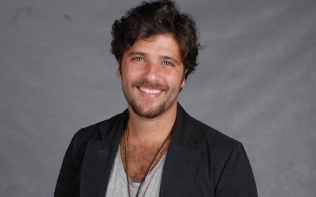 Bruno Gagliasso, ator, 28 anos
