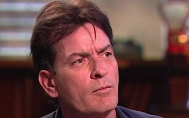 Charlie Sheen: apoio dos amigos Sean Penn e Mel Gibson, e até do guitarrista Slash