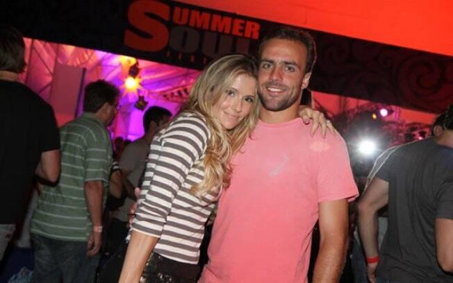 Deborah Secco e Roger