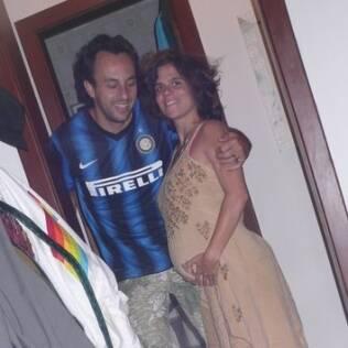 Mariana Maffei e Paschoal Feola: à espera de Joana