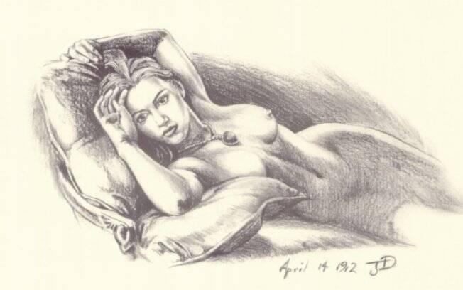 Kate Winslet retrata nua para o filme