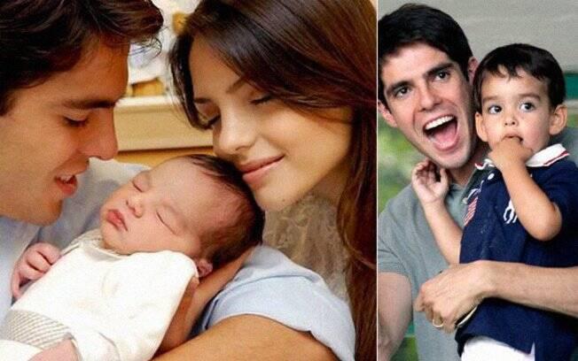 Caroline Celico, Kaka e Luca