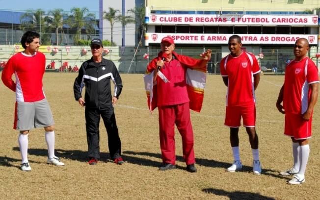 Ricardo Berna, Antonio Lopes, Renato Abreu e Donizete são os convidados especiais