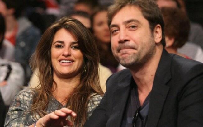 Penélope Cruz e Javier Bardem: o casal fez a primeira aparição pública noturna desde o nascimento do filho