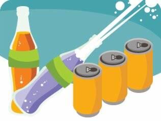 Refrigerante: não é proibido, mas médicos recomendam bebidas mais saudáveis