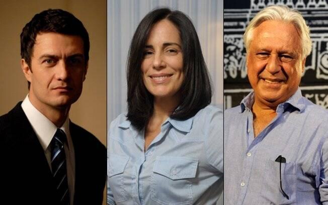 Insensato Coração: Léo, Norma e Raul