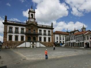 As igrejas em estilo barroco são pontos de parada obrigatória em Ouro Preto