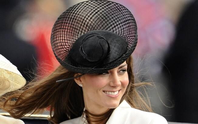Kate Middleton na festa de 85 anos da Rainha Elizabeth