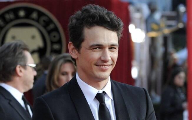 James Franco: planos para festa privê pós-Oscar