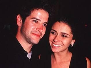 Murilo Benício com Giovanna Antonelli