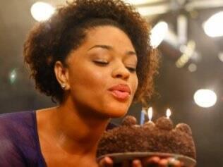 Juliana Alves é a aniversariante do dia