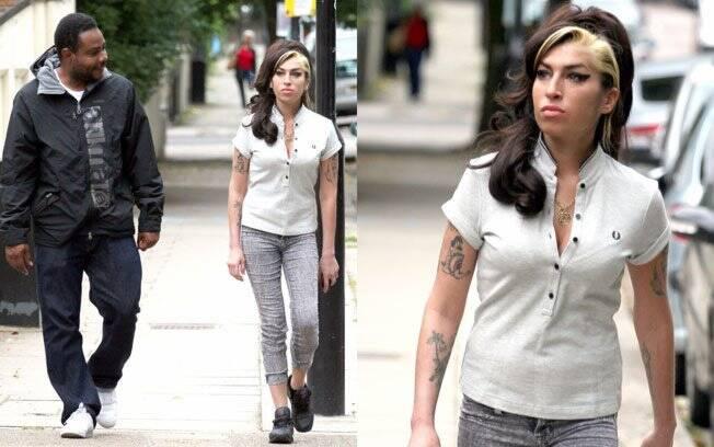 Amy Winehouse e sua última aparição pelas ruas de Londres