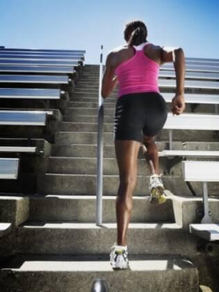 Incorpore a escada na rotina e potencialize os ganhos físicos