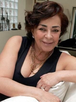 Georgia Gomide estava afastada da televisão desde 2005, quando atuou em