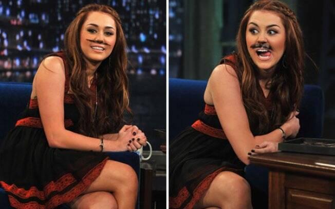 Miley Cyrus no