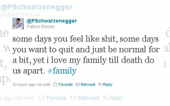 Patrick Schwarzenegger: