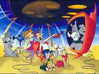 Os Jetsons foi uma série da televisão que mostrava o que seria o futuro da Humanidade