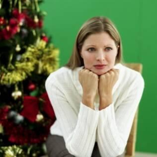 Compras estressantes e luto podem desencadear uma depressão no fim do ano
