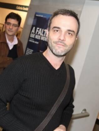 Marcelo Valle na estreia de