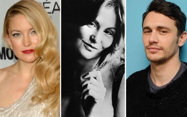 Kate Hudson pode encarnar Linda Lovelace, e James Franco ficaria com o papel de marido da ex-atriz