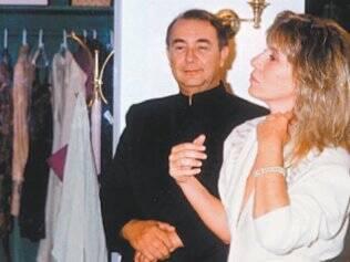 Eugênio (Sérgio Mamberti), o mordomo de Helena (Renata Sorrah) em