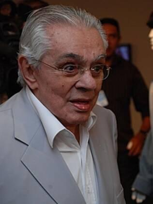 Chico Anysio: pneumonia volta e humorista piora