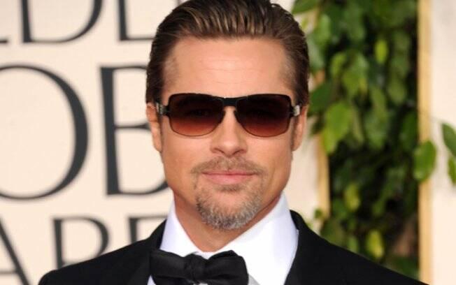 Brad Pitt: escolhido por Willow Smith para estrelar musical
