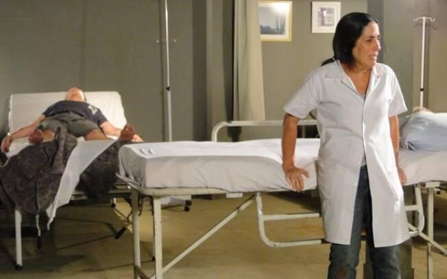 Norma chora após cometer seu primeiro assassinato