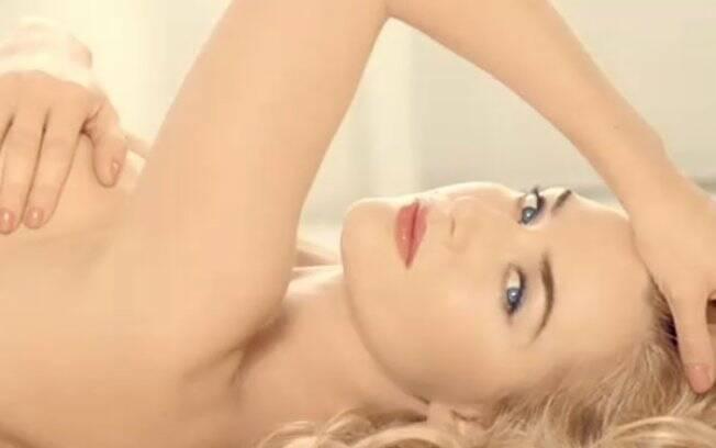 Kate Winslet: estrela do novo batom da Lancôme