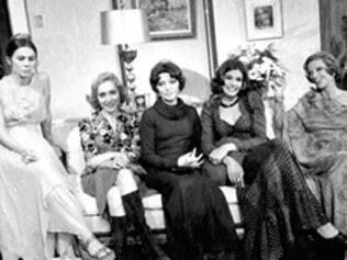 Renata Sorrah, Aracy Balabanian, Maria Luíza Castelli, Sandra Bréa e Célia Biar: as herdeiras de