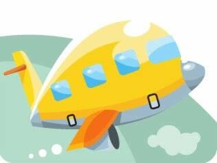 Viagens de avião estão liberadas até o 8º mês