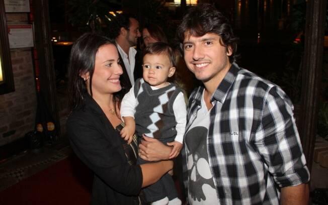 Juliana Knust, Mateus e Gustavo