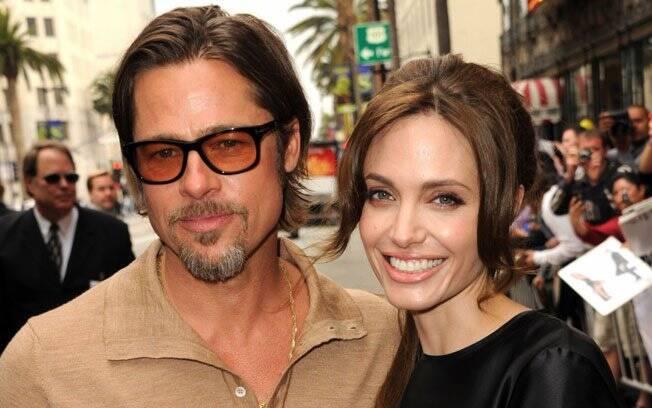 Brad Pitt e Angelina Jolie irão finalmente se casar