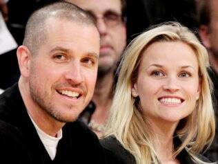 Reese Witherspoon e Jim Toth: casamento marcado