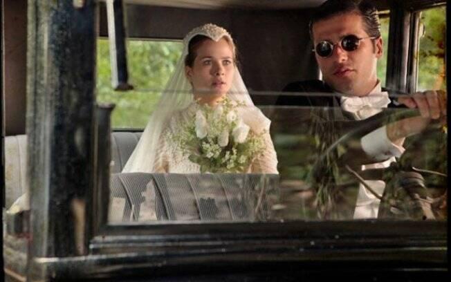 Timóteo ajuda Batoré a sequestrar Antônia no dia de seu casamento