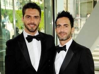 Lorenzo Martone e Marc Jacobs